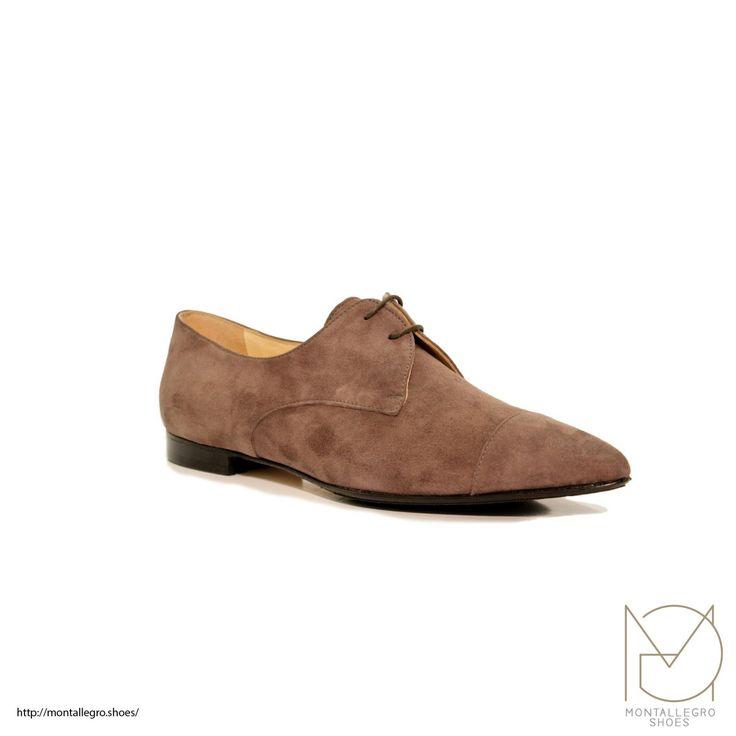 Sfilata - Suede di MontallegroShoes su Etsy #shoes #etsy