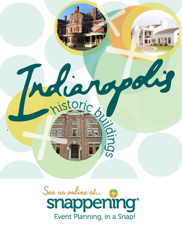 120 best Indianapolis Wedding Event Venues images on Pinterest