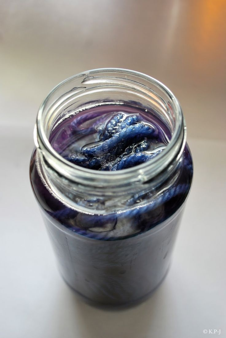 I Am Kate: How to Make Blue Using Black Turtle Beans