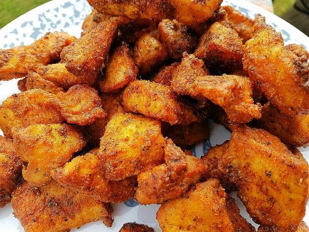 Louisiana Rub Chicken