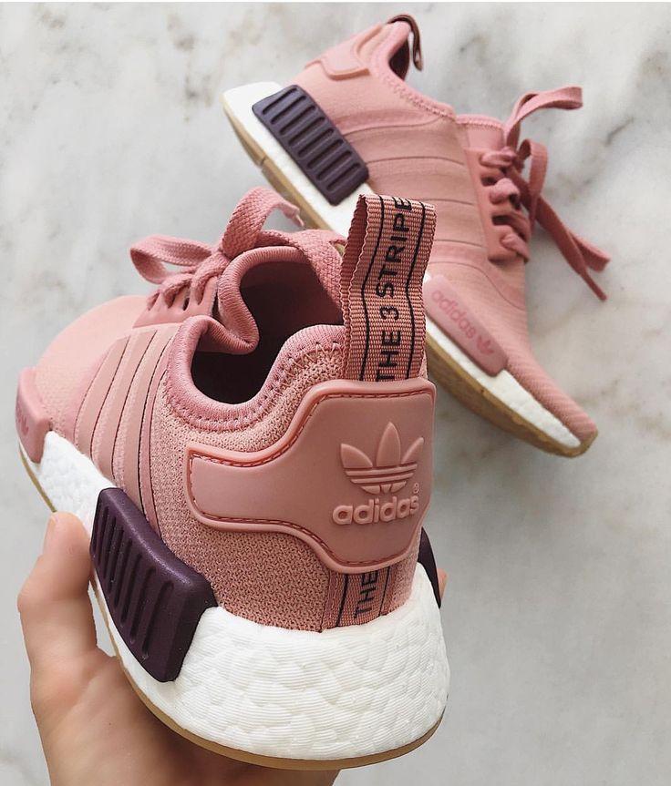 adidas Originals NMD in pink/rosa // Foto: jollind…