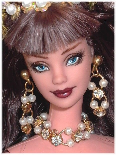 Barbie Doll Customizing Tutorial Cd Learn To Repaint How