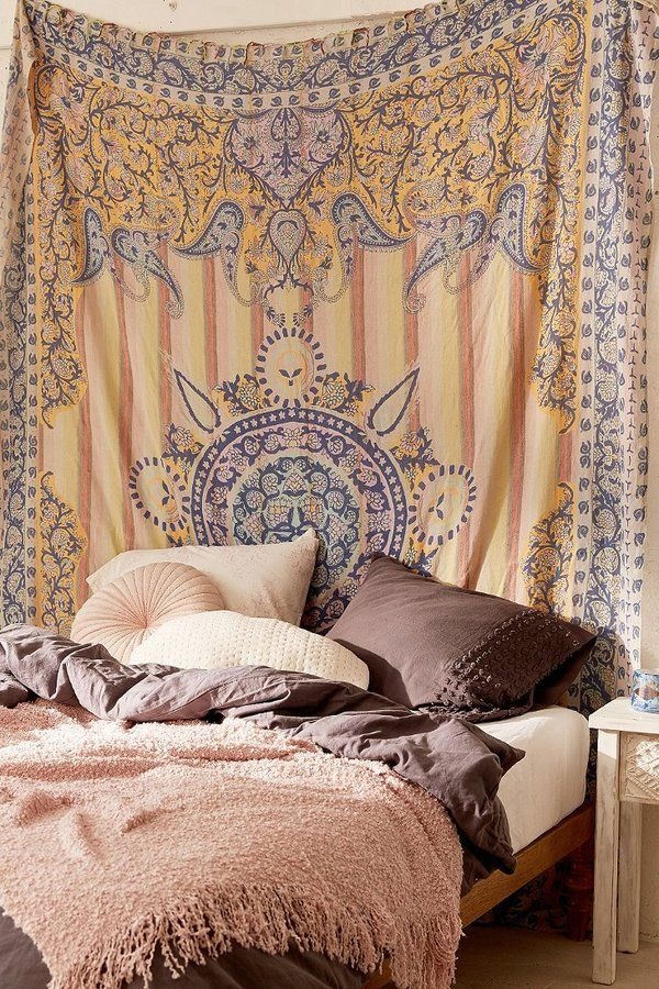 tapestry bedroom ideas 14041 best images about bohemian style decor on 13433