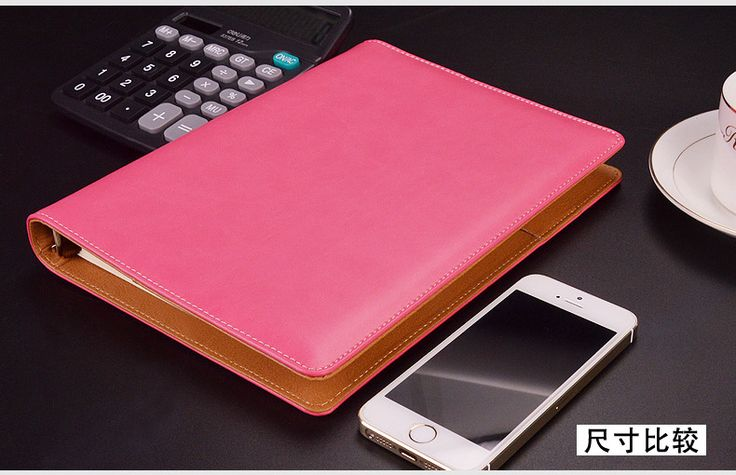 A5 hoge kwaliteit kantoorbenodigdheden spiraal notebook persoonlijke ringband agenda organisator planner filofax leuke lederen notitieboek in Macaron leather spiral notebook Original office personal diary/week planner/agenda organizer Cute ring stationery binder van notebooks op AliExpress.com | Alibaba Groep