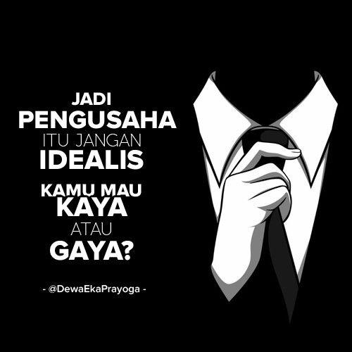 Idealis Pengusaha