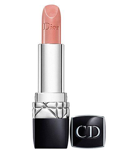 DIOR Rouge Dior lipstick (Souffle nude)!!!