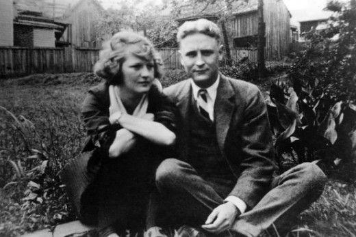 Jazz Age iconography | Scott and Zelda Fitzgerald - the Jazz Age