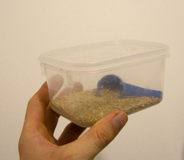 Store your Bokashi bran in a dry container