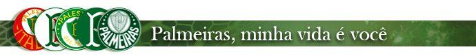 """""""Meu mundo tem Palmeiras"""": ídolos declaram amor pelo clube; assista #globoesporte"""