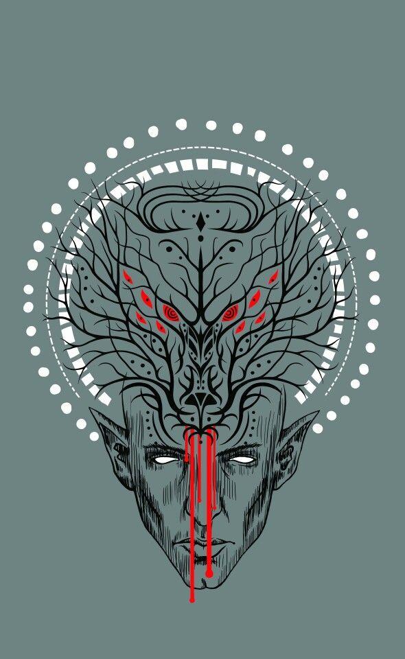 Dragon Age Inquisition Solas Dread Wolf
