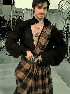 Funny Colin O'Donoghue -Killian Jones - Captain Hook - Once Upon A Time