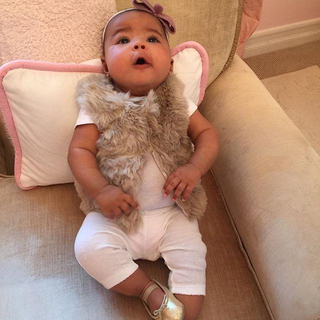 Too Cute!: Tamera Mowry Shares Adorable New Photo of Baby Daughter Ariah