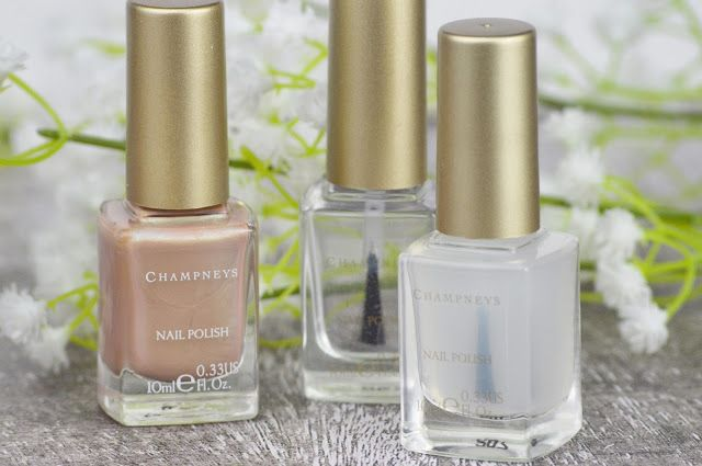 Lovelaughslipstick Blog - The A-Z of Dating Champneys Gel Nail Polishes