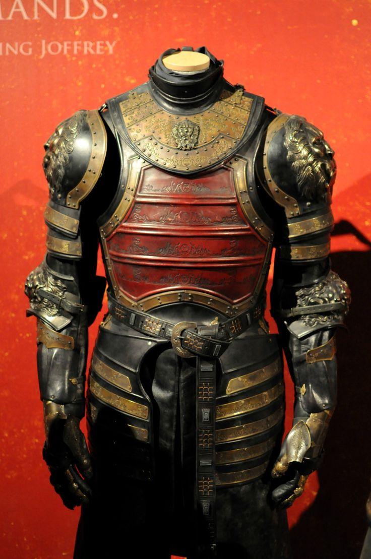 La armadura del rey Joffrey, de Juego de Tronos. Para el uso que le da...