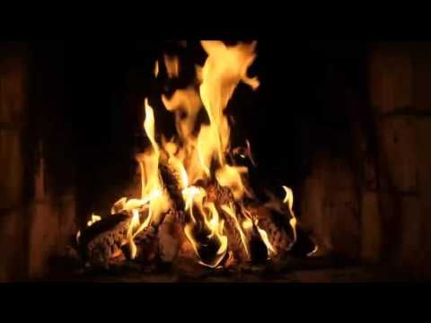 4 Std Hrs Kamin Fireplace deutsche Weihnachtslieder german Christmas Songs - YouTube