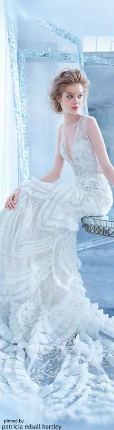 144 best baridal dresses images on Pinterest | Wedding ideas, Gown ...