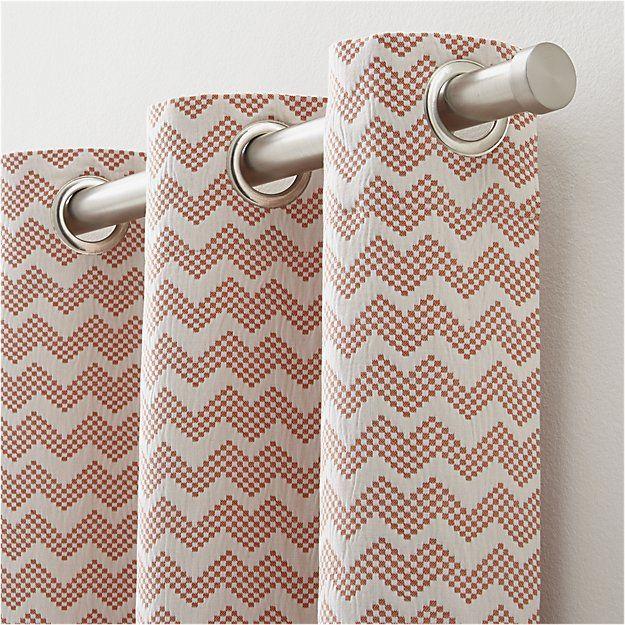 1000 Ideas About Grey Chevron Curtains On Pinterest