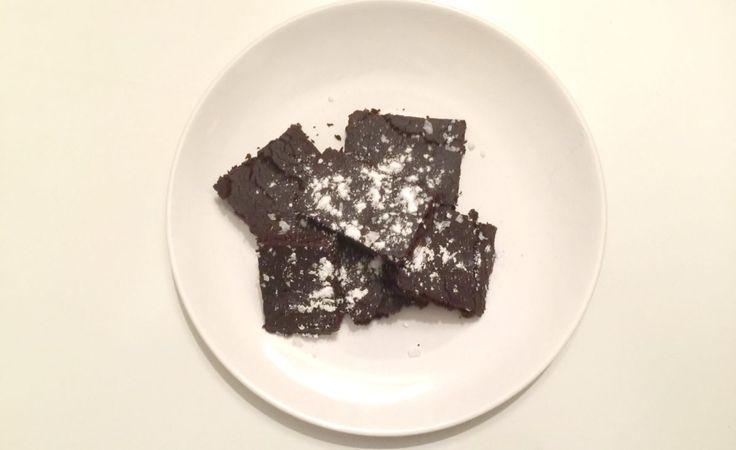God #matmandag dere! I dag er det sjokoladebrownies på menyen, men inget ringere enn bønner som hovedingrediensen.