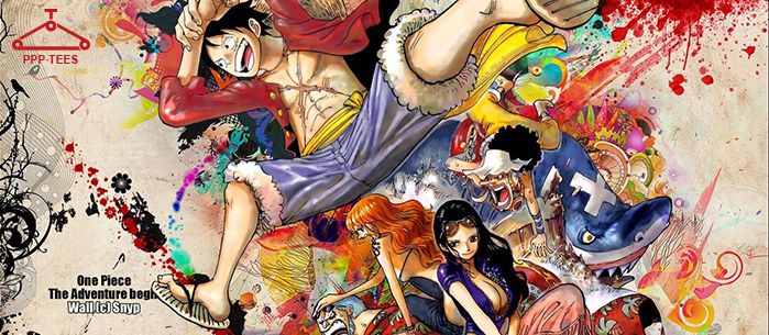 One piece watch: the hero never died.