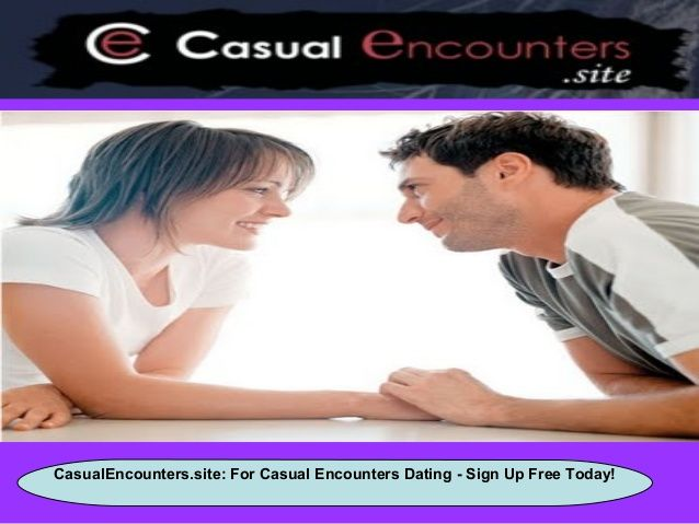 Best casual encounter sites