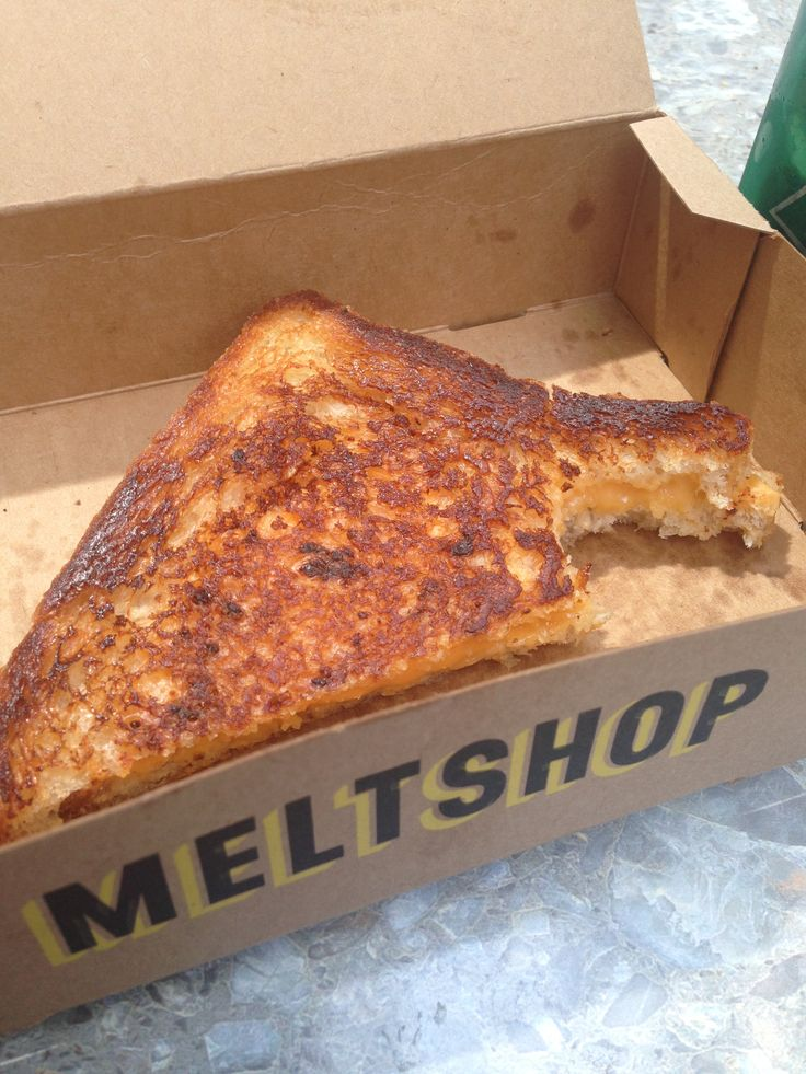 Melt Shop = The Best Grilled Cheese in NYC  #newyorkcity #nyc #grilledcheese #foodie