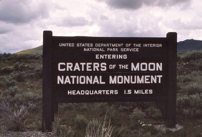 Craters Of The Moon National Monument In Idaho Has Dark Sky Status http://www.onlyinyourstate.com/idaho/darkest-place-in-idaho/