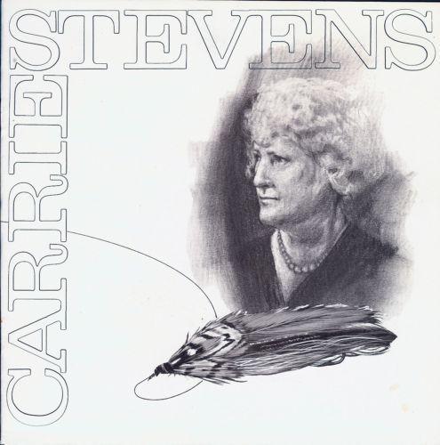 Carrie Stevens Day dedication booklet 1970