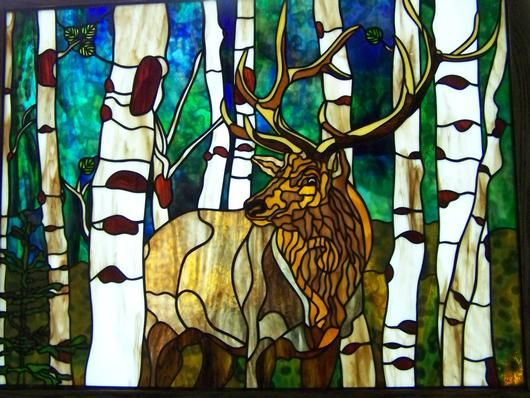 Glass Painting Classes Long Island