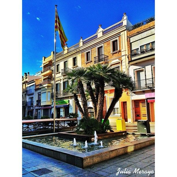 Calella - Barcelona - Catalunya - Spain  via @juliamerayo