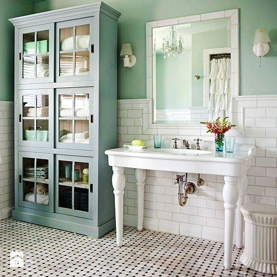 Łazienka styl Vintage - zdjęcie od Conchita Home - Łazienka - Styl Vintage - Conchita Home