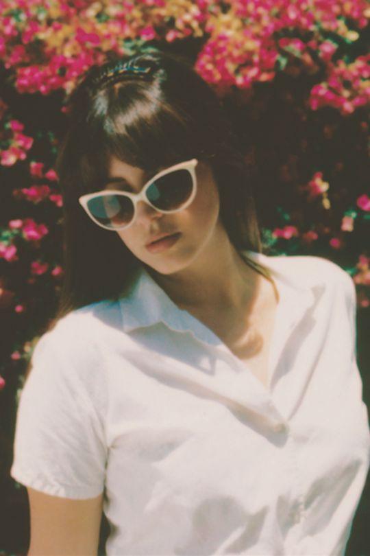 Lana Del Rey for Honeymoon.
