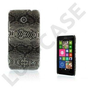 Kilpi (Musta) Nokia Lumia 630 / 635 Suojakuori