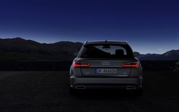 2015 #Audi #A6