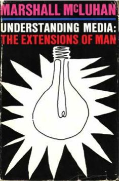 Image result for marshall mcluhan books