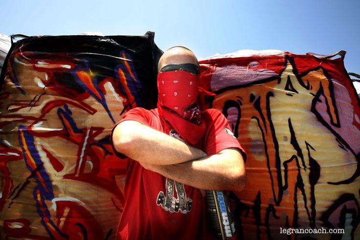 Natui » naturaleza creativa » BRUJO, historia de un graffitero artsilvestrado