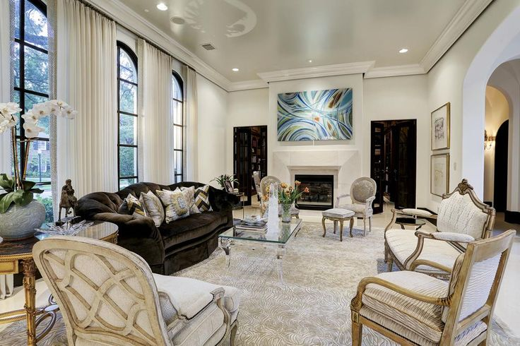 River Oaks Houston TX Real Estate - 3465 Overbrook Lane