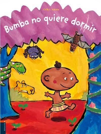 Bumba quiere jugar al escondite con sus amigos los animales antes de irse a dormir, aunque ellos no tienen muchas ganas. Sin embargo, todo cambia cuando al murciélago se le ocurre jugar a «Muerde-a-Bumba». Otros animales secundarán su propuesta y Bumba acabará muerto de miedo. Para descubrir jugando