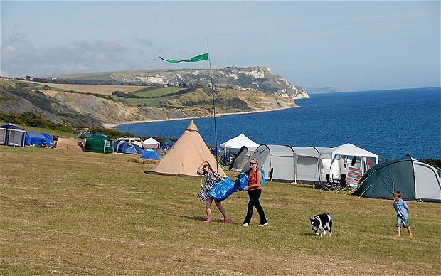 Telegraph UK - Readers' Favorite Campsites in Britain