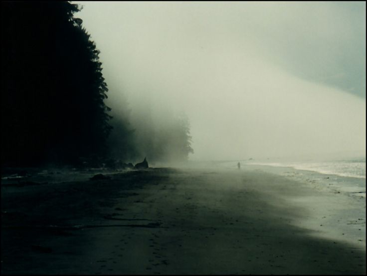 China Beach Vancouver Island Canada