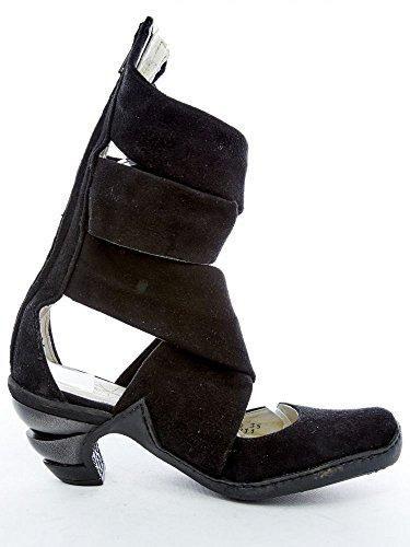 Oferta: 39.99€. Comprar Ofertas de Eject - Zapatos de vestir de Piel para mujer negro negro 35, color negro, talla 35 barato. ¡Mira las ofertas!