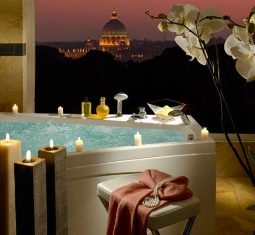 hotel con jacuzzi in camera roma : Interior Design Architecture Pinterest