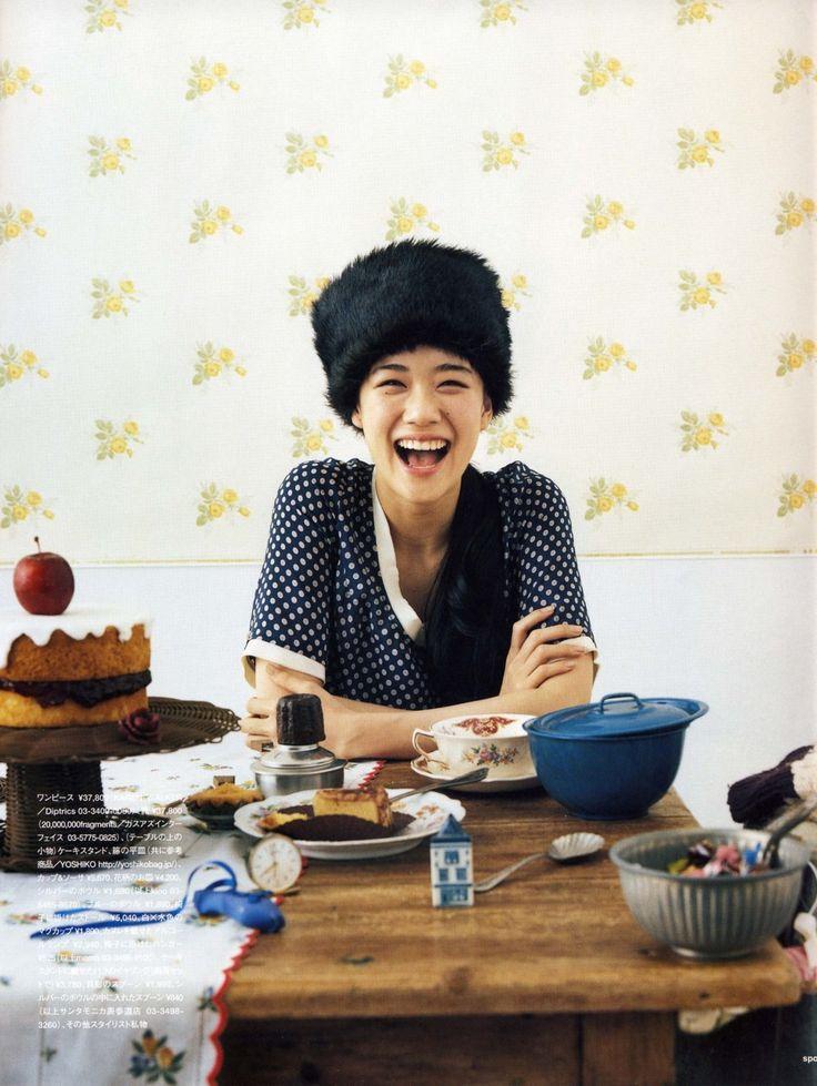 Aoi Yu is so cute..so unreal!