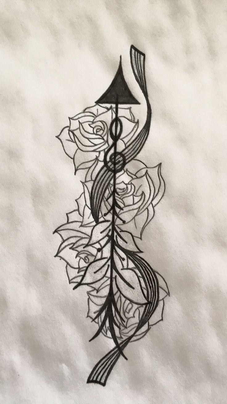 25+ best ideas about Music staff tattoo on Pinterest ... - photo#17