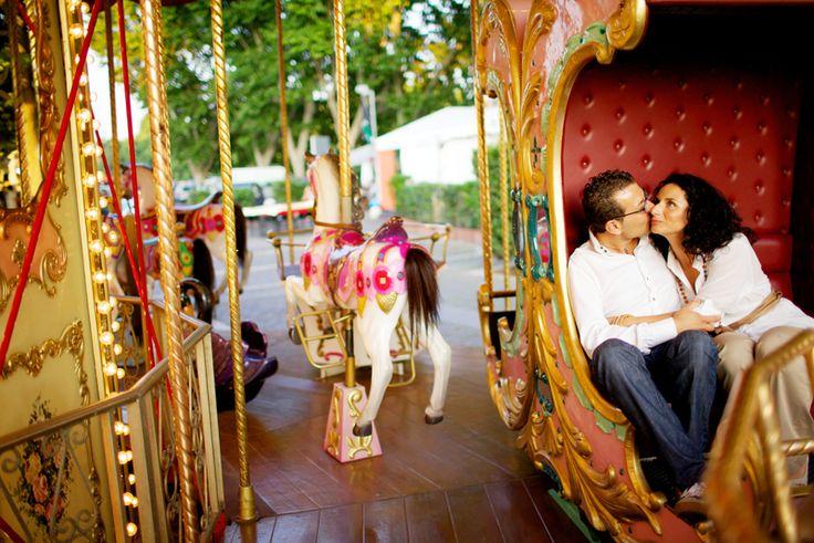 (E-SESSION) VIVIANA E MASSIMO CASTEL SANT ANGELO – fotografo matrimonio ROMA