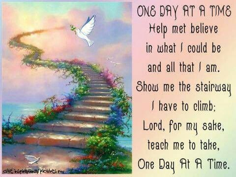 One Day At A Time Quotes Bible Verses Quotes Inspirational