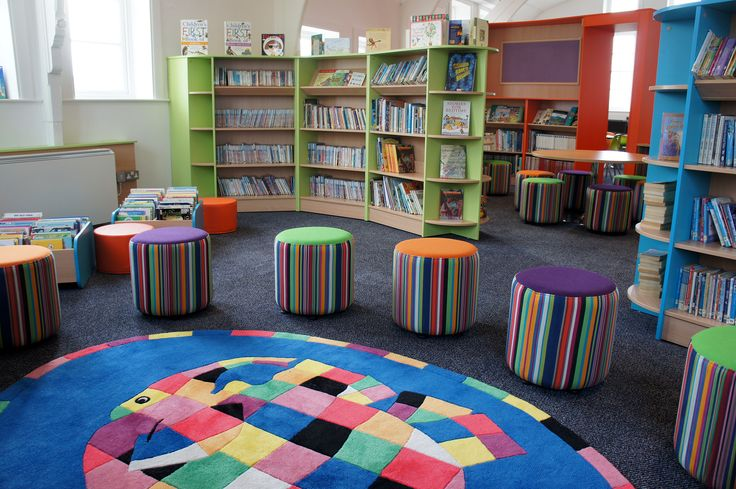 A School Library created by Incube Ltd for Scoil Eoin