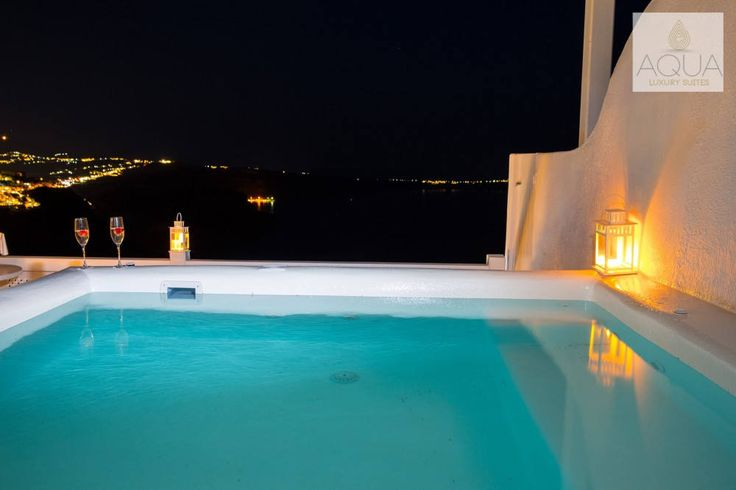 The pure essence of romance! Join us at Aqua Luxury Suites and enjoy! More at aquasuites.gr