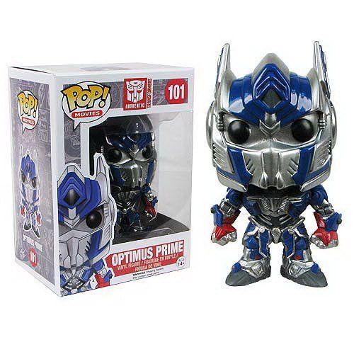 Transformers POP Autobot Optimus Prime Vinyl Figure