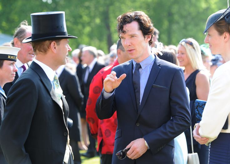 Buckingham Palace Garden Party, 6 June 2013