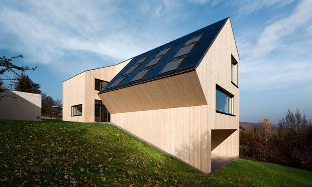 Энергоэффективный дом в Австрии
